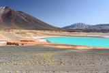 Green Lagoon (Laguna Verde), Chile - 176169436