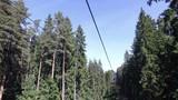Cable Car in Ski Resort - 176181864