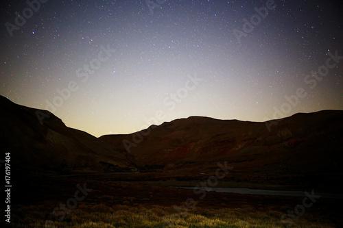 Aluminium Lavendel Tibetan landscape travel