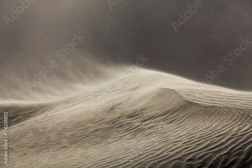 Sand dune, India - 176204855