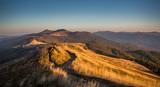 Beautiful mountains in Poland - Bieszczady - 176215425