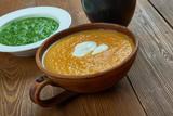 Turkish pumpkin soup - 176238034