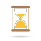 hourglass icon- vector illustration - 176239480