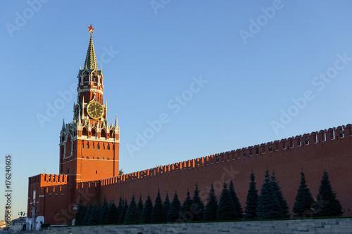 Poster Moskou Kremlin