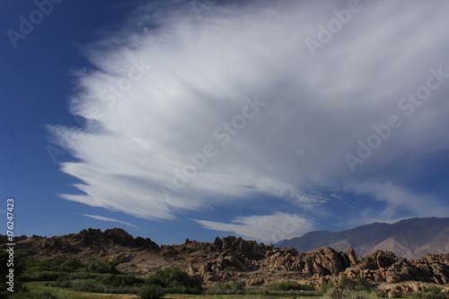 Keuken foto achterwand Donkergrijs Lone Pine