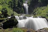 Giessbachfälle, Brienz, Schweiz