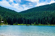 Zminje Lake touch of pure nature in Montenegro