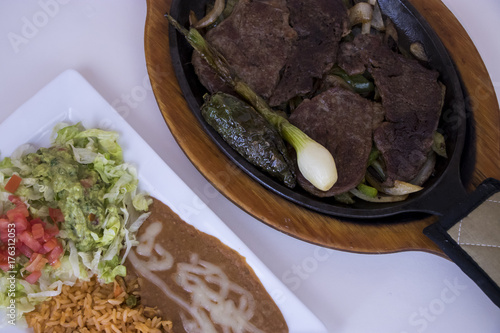 Carne Asada Close Up - 176312053