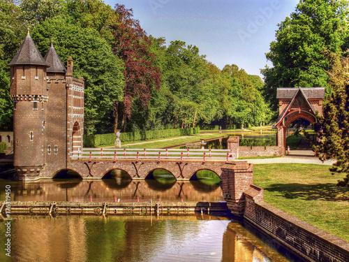 Fotobehang Bruggen Netherlands (Holland)