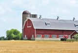 Big Red Barn - 176325825