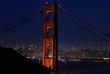 Golden Gate Bridge Column