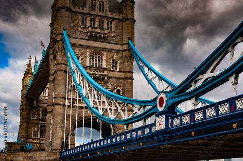 Fotobehang Bruggen Tower Bridge