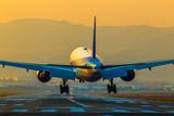 飛行機 滑走路