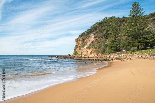 Keuken foto achterwand Tropical strand Macmasters Beach