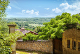 Domme. Ruelle de la vieille ville. Dordogne. Nouvelle Aquitaine - 176353226