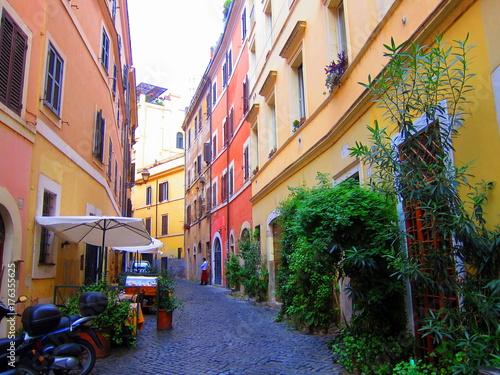 In de dag Rome Rome