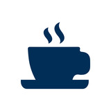 Isolated Cup Icon Symbol On Clean Background. Vector Saucer Element In Trendy Style. - 176363633