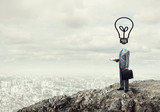 Man of creative ideas - 176371214