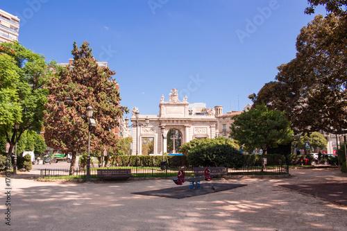 Arc of triumph, Valencia