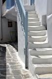 Escalier grec - 176373499