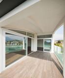 luxury apartment balcony, attic - 176378461