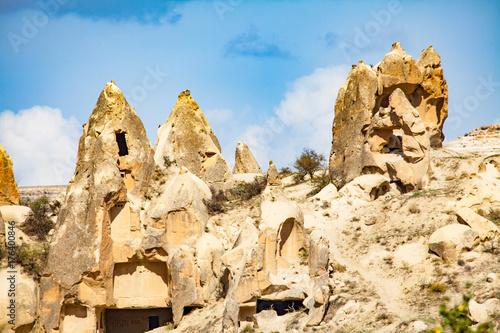 Fotobehang Beige Cappadocia World Heritage Site