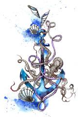 anchor © okalinichenko