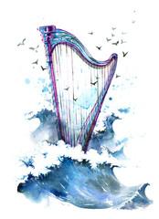 harp © okalinichenko