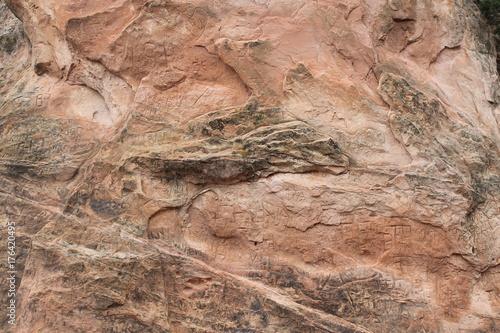 Staande foto Stenen Colorado