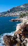 Costa Azzurra tra Mentone e Montecarlo - 176444832