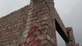 Abandoned Building Tilt - 176448447
