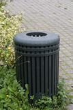 poubelle de ville - 176453834
