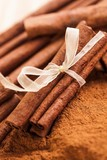 Cinnamon. - 176460876