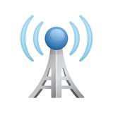 Radio Tower - Novo Icons. A professional, pixel-perfect icon designed.  - 176462880