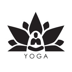 Lotus Yoga Aura Black