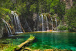 Hanging Lake Waterfalls - 176471865