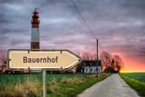 Schild 243 - Bauernhof - 176483020