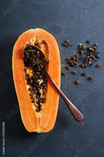 Papaya fruit - 176493480