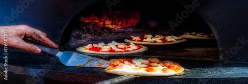 Fotobehang Pizzeria Inspection (Banner)