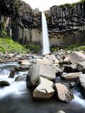 Wasserfall Island, Svartifoss
