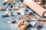 Weihnachten (Kekse Backen)  - 176537410