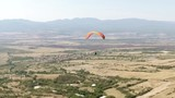 Paragliding From Above Amazing Drone View 4K - 176549231