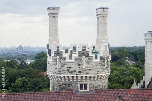 Stampa su Tela Norman Tower