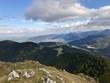 Quadro Alpen und Tegernsee (Bayern)