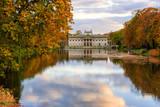 Autumn Palace. Pałac na Wyspie, Łazienki Królewskie - 176629603