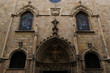 Building in the Gothic Quarter of Barcelona