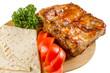 tasty juicy meat - 176654475