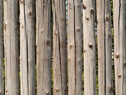 丸太の柵 Poster