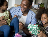 African family having a great time together - 176691438