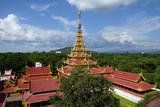 palais royal de Mandalay - 176698679